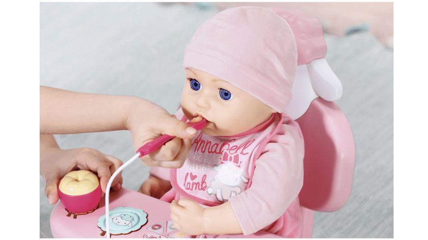 Zapf Creation Baby Annabell Lunch Time Tisch
