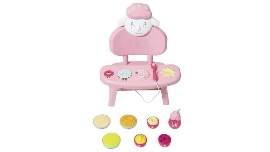Zapf Creation Baby Annabell Lunch Time Tisch