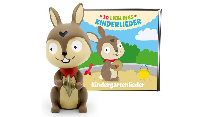 tonies Hoerfigur fuer die Toniebox 30 Lieblings Kinderlieder Kindergartenlieder