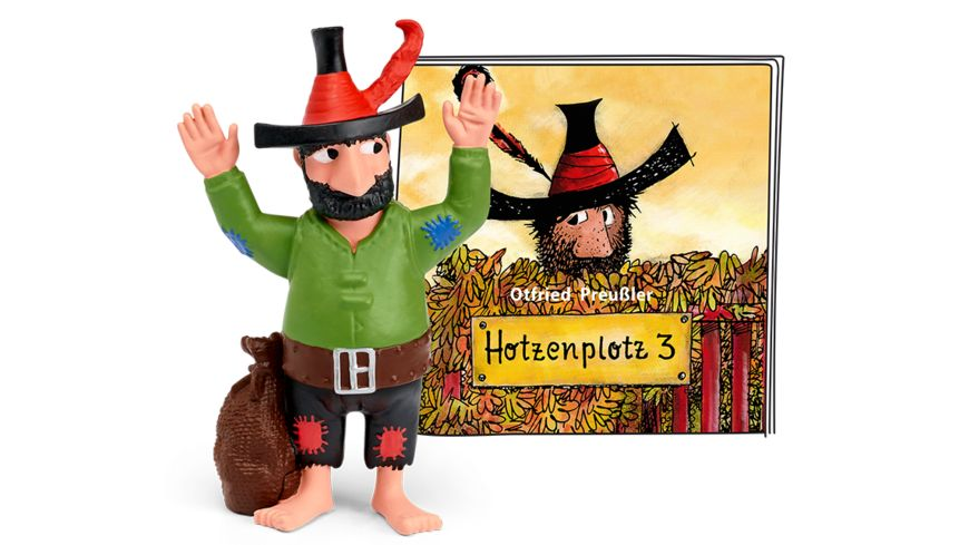 tonies Hoerfigur fuer die Toniebox Der Raeuber Hotzenplotz Hotzenplotz 3