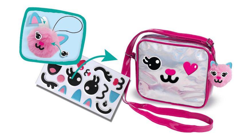 SES Creative Modische Glitzertasche