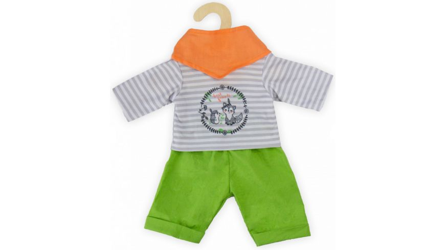 Heless Puppen Outfit Foxy Gr 35 45 cm