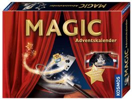 KOSMOS Magic Adventskalender Experimentierkasten