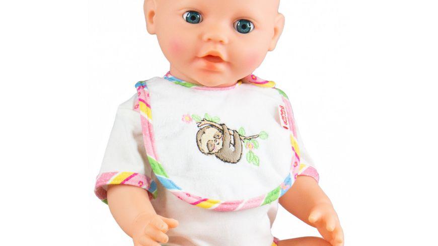 Heless Puppen Laetzchen Faultier Flauschi