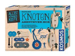 KOSMOS Knoten Abenteuerbox