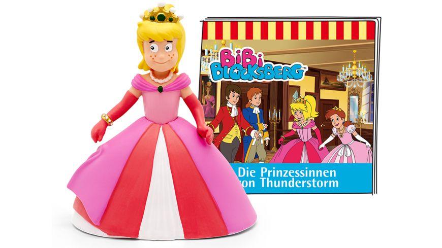 tonies Hoerfigur fuer die Toniebox Bibi Blocksberg Die Prinzessinnen von Thunderstorm