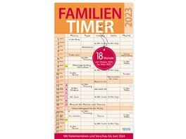 KORSCH XL Familienplaner 2020