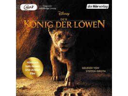 Der Koenig der Loewen Hoerbuch um neuen Live Action F
