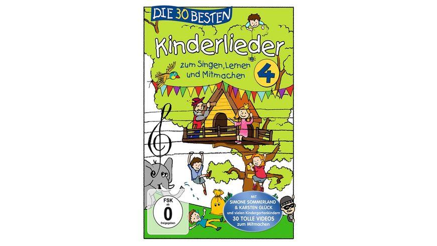 Die 30 besten Kinderlieder 4