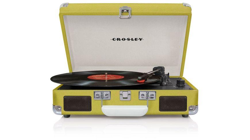 CROSLEY Cruiser Deluxe Plattenspieler gruen