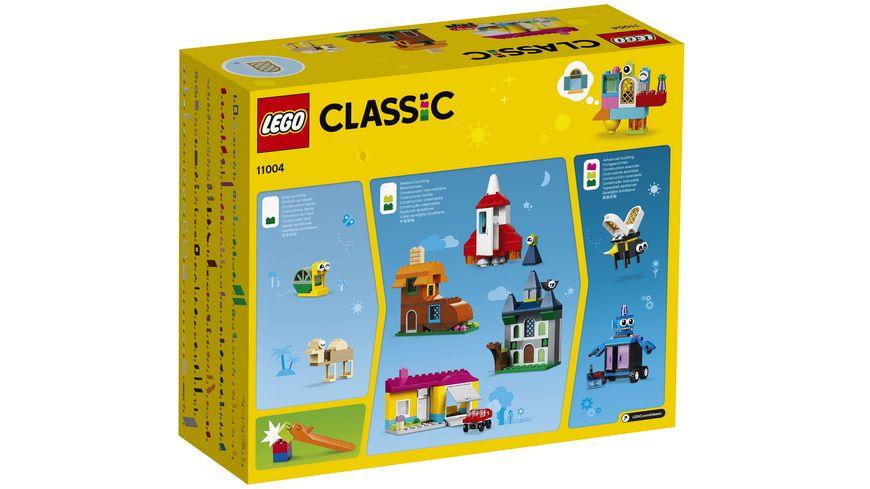 LEGO Classic 11004 LEGO Bausteine kreativ mit Fenstern