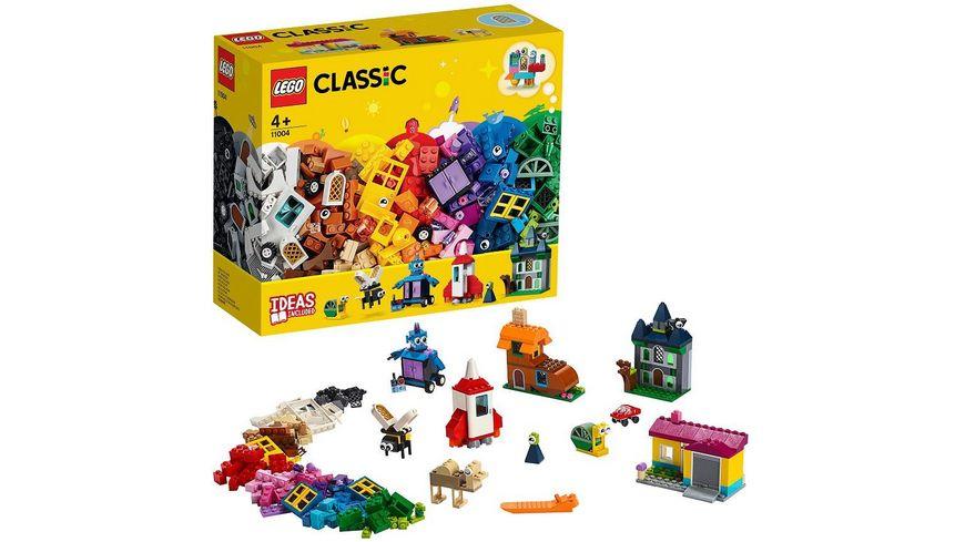 Lego Classic 11004 Lego Bausteine Kreativ Mit Fenstern Online
