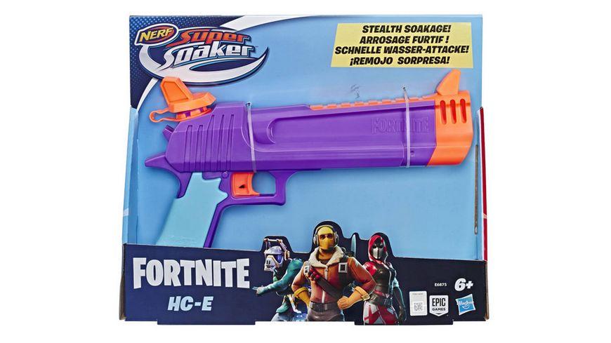 Hasbro Super Soaker Fortnite HC E Schnelle Wasser Attacke