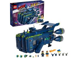 LEGO Movie 2 70839 Die Rexcelsior