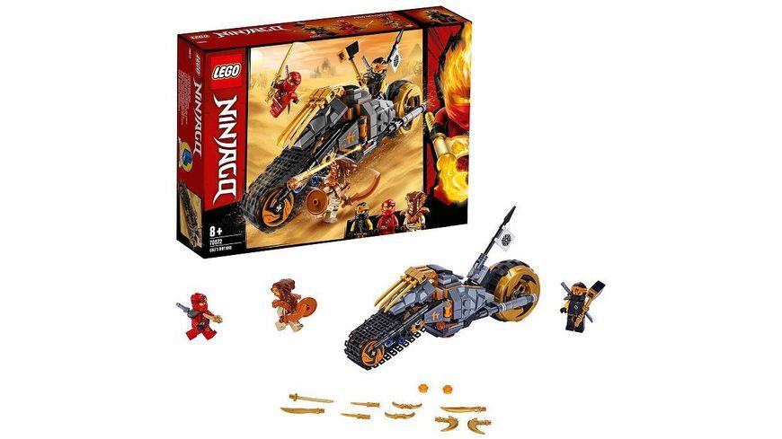 LEGO Ninjago 70672 Coles Offroad Bike