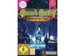 Queens Quest 5 Symphonie des Todes