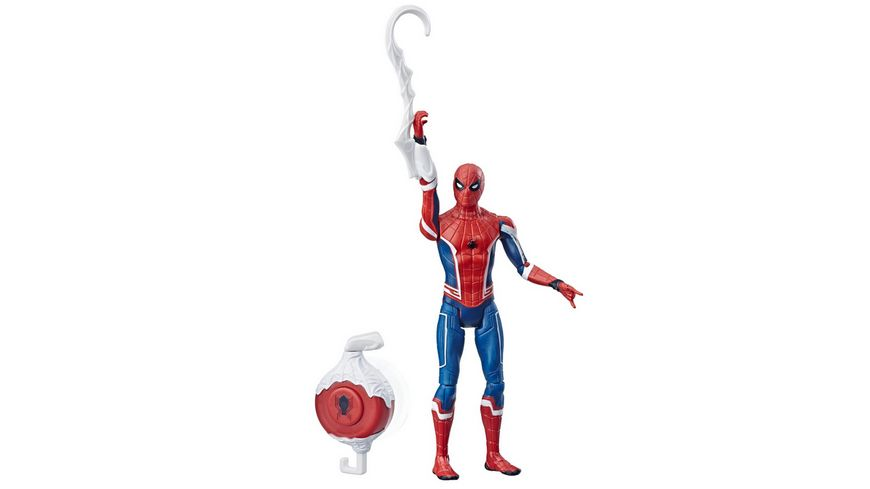Hasbro Spider Man Far From Home Ultimate Crawler Spider Man Concept Series 15 cm Action Figur