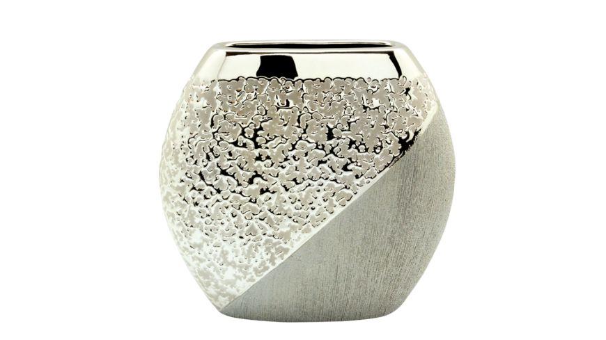 GILDE Keramik-Vase GRACE 18,5 cm