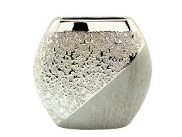 GILDE Keramik Vase GRACE 18 5 cm