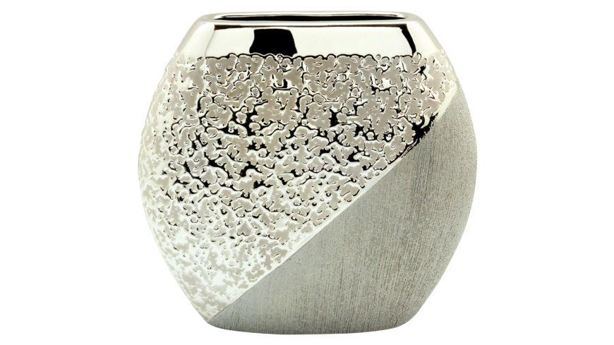 GILDE Keramik Vase GRACE 25 cm
