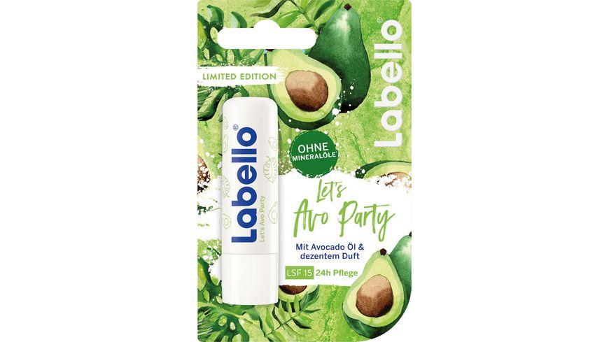 LABELLO Let s Avocado Party Ltd Edition