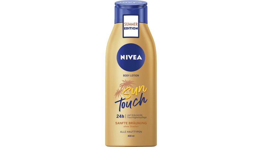 NIVEA Body Lotion Sun Touch