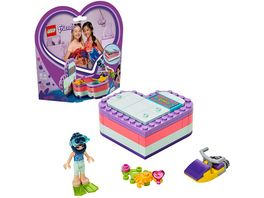 LEGO Friends 41385 Emmas sommerliche Herzbox