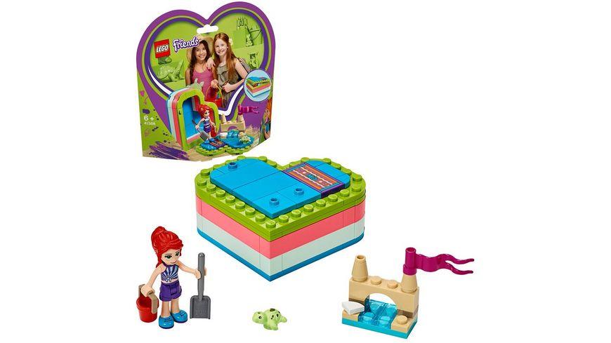 LEGO Friends - 41388 Mias sommerliche Herzbox