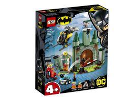 LEGO DC Comics Super Heroes 76138 Joker auf der Flucht und Batman