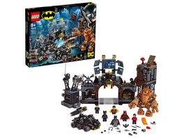 LEGO DC Comics Super Heroes 76122 Clayface Invasion in die Bathoehle