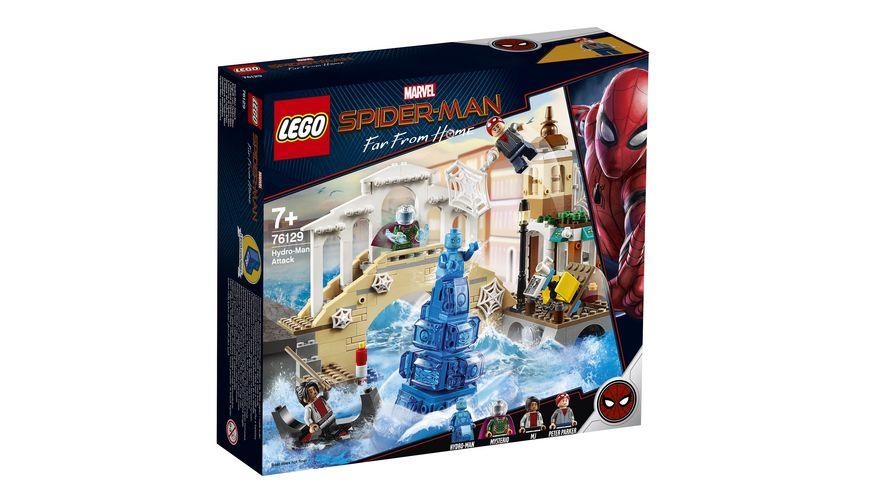 LEGO DC Comics Super Heroes 76129 Angriff von Hydro Man