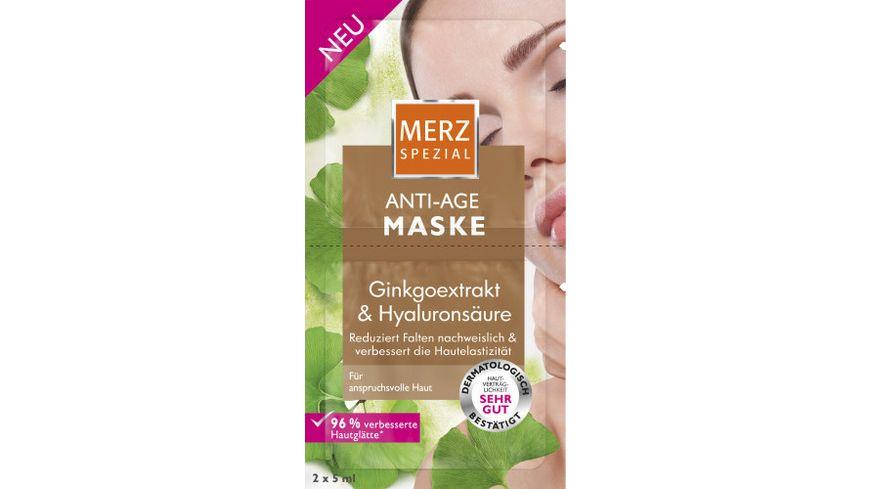 Merz Spezial Anti-Age Maske 2x5 ml