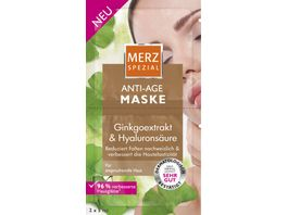 Merz Spezial Anti Age Maske 2x5 ml