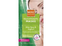 Merz Spezial Feuchtigkeits Maske 2x7 ml