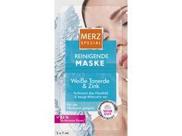 Merz Spezial Reinigende Maske 2x7 ml