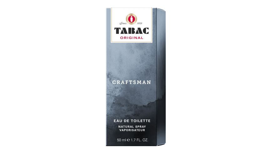 TABAC Original Craftsman Eau de Toilette Natural Spray