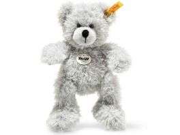 Steiff Fynn Teddybaer grau 18 cm
