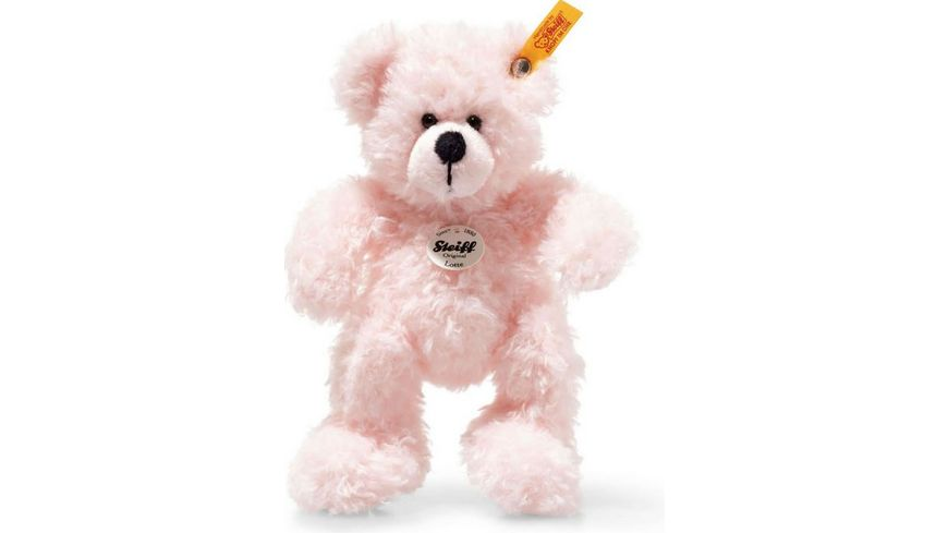 Steiff Lotte Teddybaer rosa 18 cm