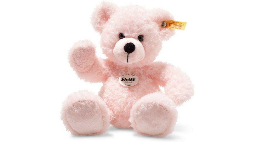 Steiff Lotte Teddybaer rosa 28 cm