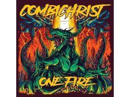 One Fire Deluxe 2CD Digipak
