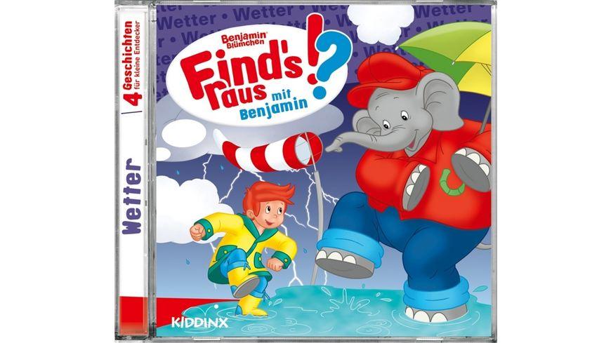 Find's raus mit Benjamin