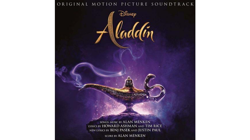 Aladdin Original Soundtrack Int Version