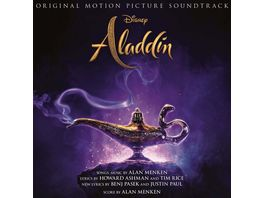Aladdin Original Soundtrack Int Version