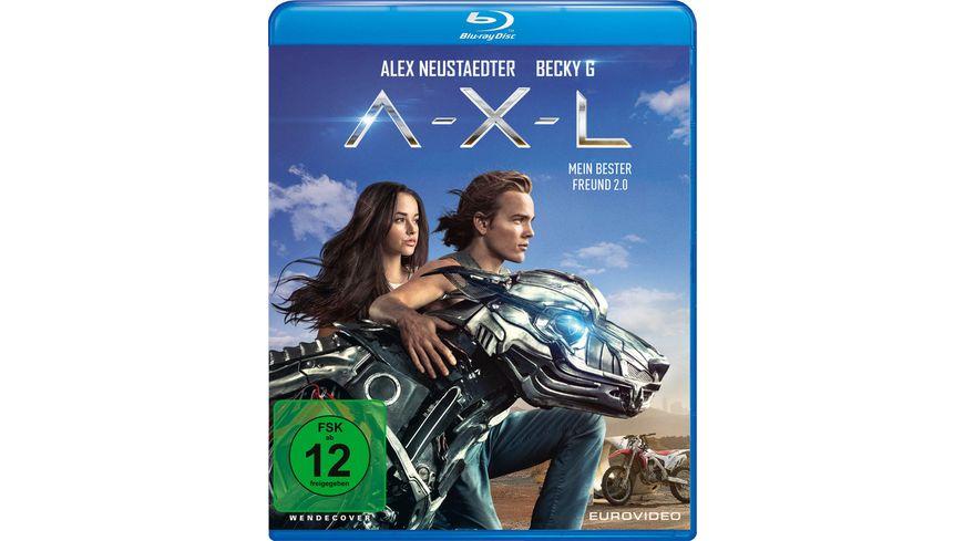 A-X-L - Mein bester Freund 2.0