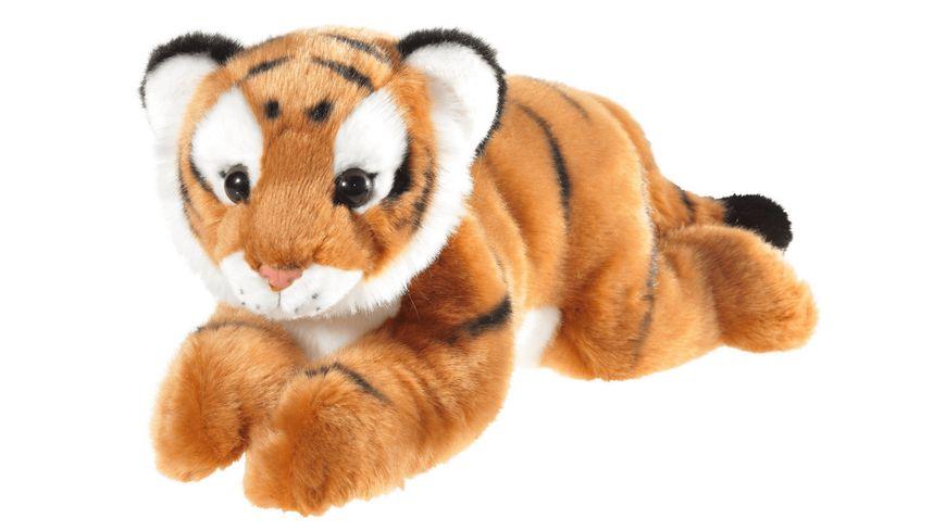 Heunec Misanimo Tiger liegend 32 cm