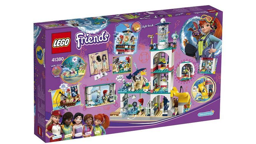 LEGO Friends 41380 Leuchtturm mit Flutlicht