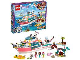 LEGO Friends 41381 Boot fuer Rettungsaktionen