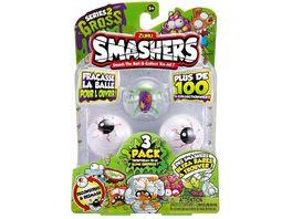 Zuru Smashers Serie 2 3er Blister
