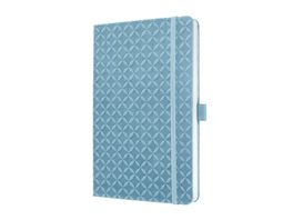 sigel Jolie Notizbuch liniert Sky Blue 135 x 203 x 16mm