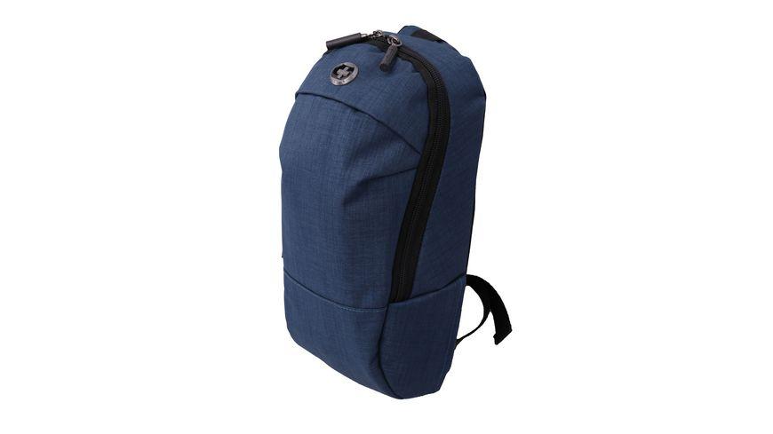 SWISSDIGITAL Body Bag blau